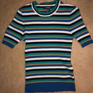 Striped Tight Shirt
